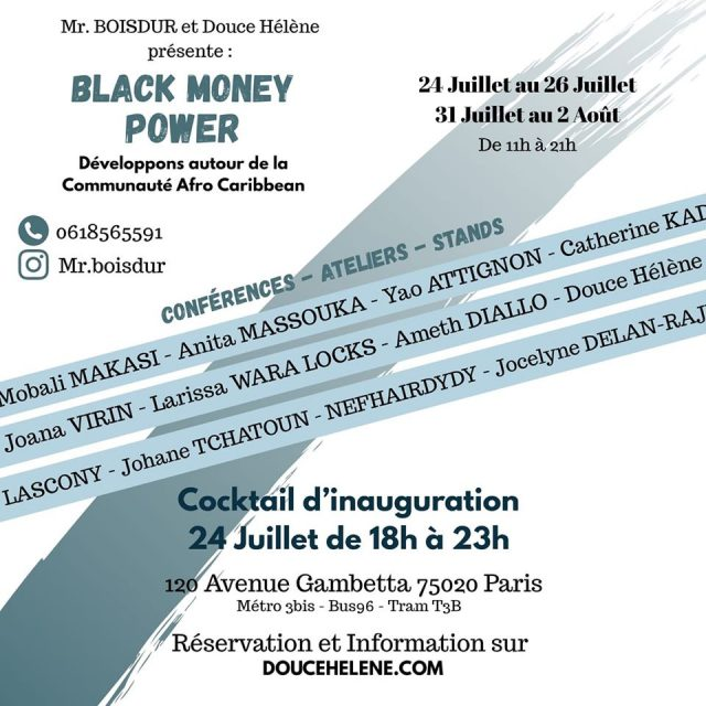 Event - Black Money Power